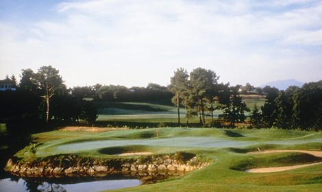 arcangues stage de golf