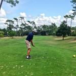 golf terrain