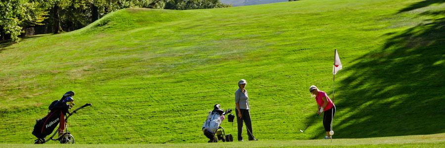 apprendre golf a saint jean de luz