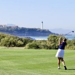 anglet stage de golf