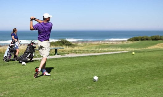 professeur de golf côte basque