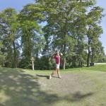 apprendre le golf à ciboure