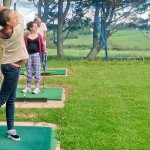 souraide faire du golf