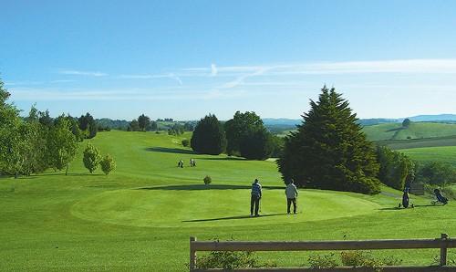 anglet terrain de golf