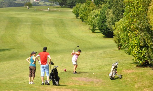 anglet stage de golf